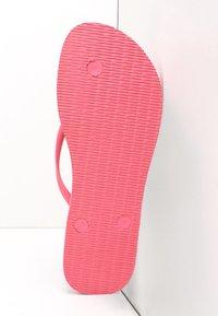 Havaianas - SLIM - Sandaler m/ tåsplit - light pink - 3