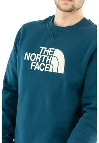 The North Face - DREW PEAK - Sweater - monterey blue - 3