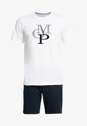 LOUNGESET - Pyjama set - dunkenblau
