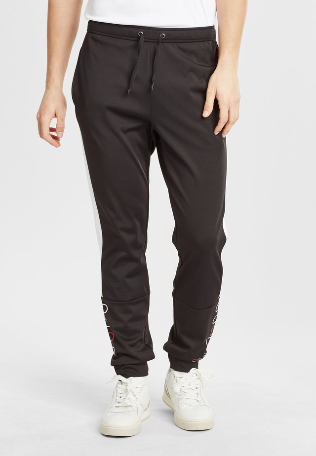 Teplákové kalhoty - black bright white