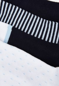 DIM - FASHION CREW SOCKS 4 PACK - Socks - blue/white - 1