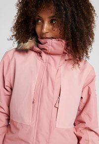 DC Shoes - PANORAMIC - Snowboard jacket - dusty rose - 5