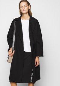 HUGO - NEEMA - Pencil skirt - black - 4
