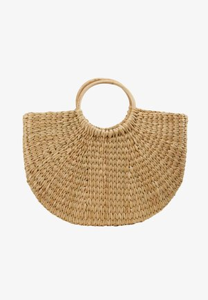 ONLKENNA BEACH SHOPPER - Shopping bag - natural