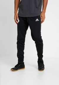 adidas Performance - TANGO FOOTBALL PANTS - Träningsbyxor - black - 0