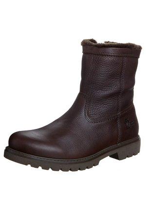 Korte laarzen - marron