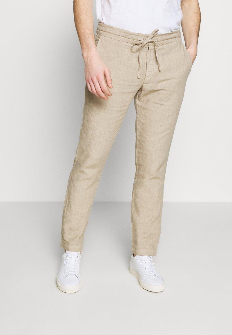 120% Lino - TROUSERS - Trousers - sundune