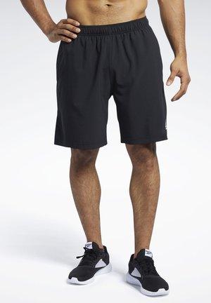 Reebok Austin II Solid Shorts - Pantalón corto de deporte - Black