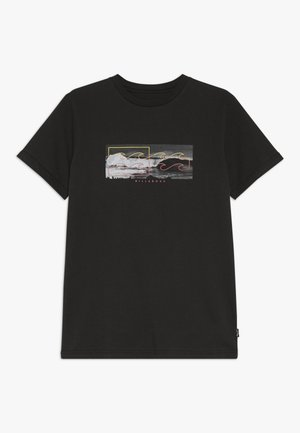 INVERSE TEE BOY - T-shirt print - black