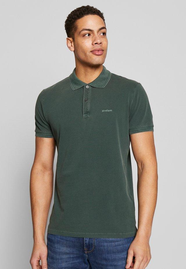 PHILLIP - Koszulka polo - dark green