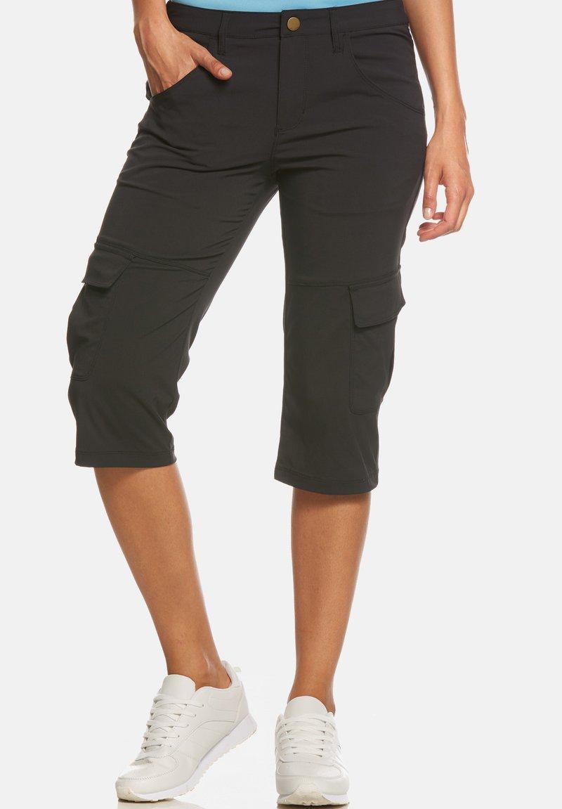 Jeff Green - MARLA - Outdoor shorts - black