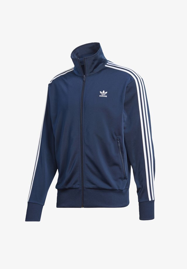 FIREBIRD TRACK TOP - Zip-up hoodie - blue
