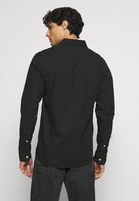 Schott - MARTIN - Shirt - black - 2