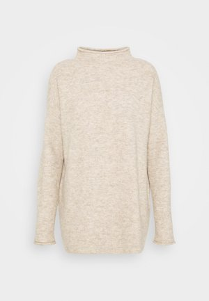 JUMPER - Trui - beige dusty