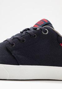 Jack & Jones - JFWBARTON - Sneakersy niskie - navy blazer - 5