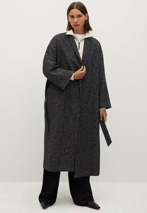 MADAME - Classic coat - nachtblau