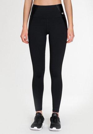 DEA - Leggings - Trousers - black