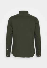 KnowledgeCotton Apparel - LARCH CASUAL FIT - Skjorta - forrest night - 1