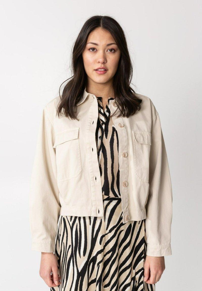 Indiska - LOU - Summer jacket - beige
