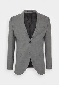 JPRSOLARIS - Suit jacket - light grey melange