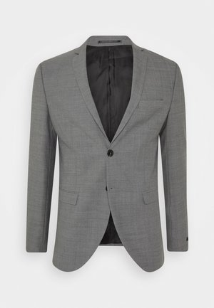 JPRSOLARIS - Suit jacket - light grey melange