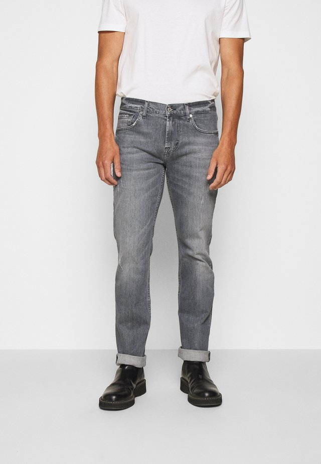 SERGEANT  - Slim fit jeans - grey