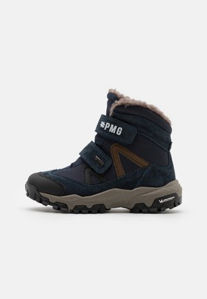 GTX - Stivali da neve  - navy/blu scuro