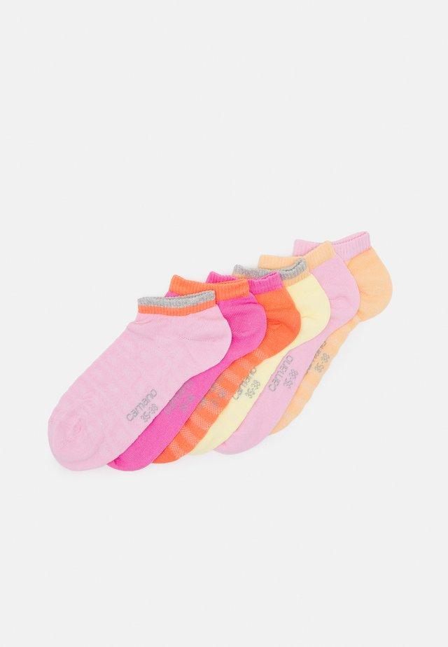 ONLINE CHILDREN ORGANIC SNEAKER 6 PACK - Sportovní ponožky - sweet lilac