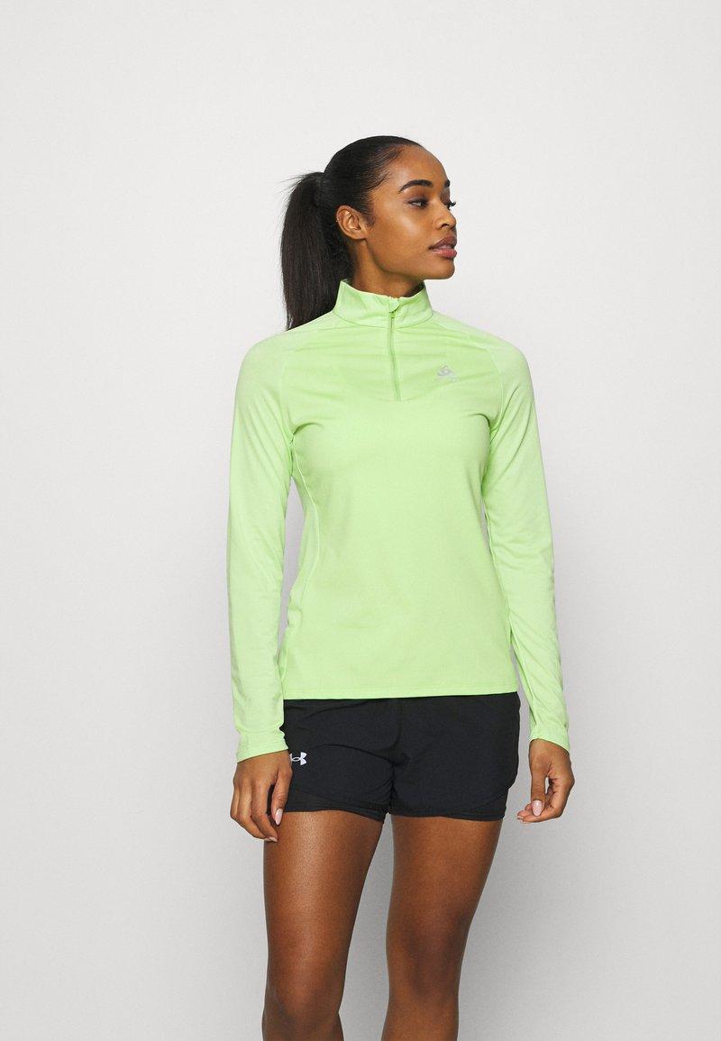 ODLO - MIDLAYER CERAMIWARM ELEMENT - Sports shirt - tonatillo