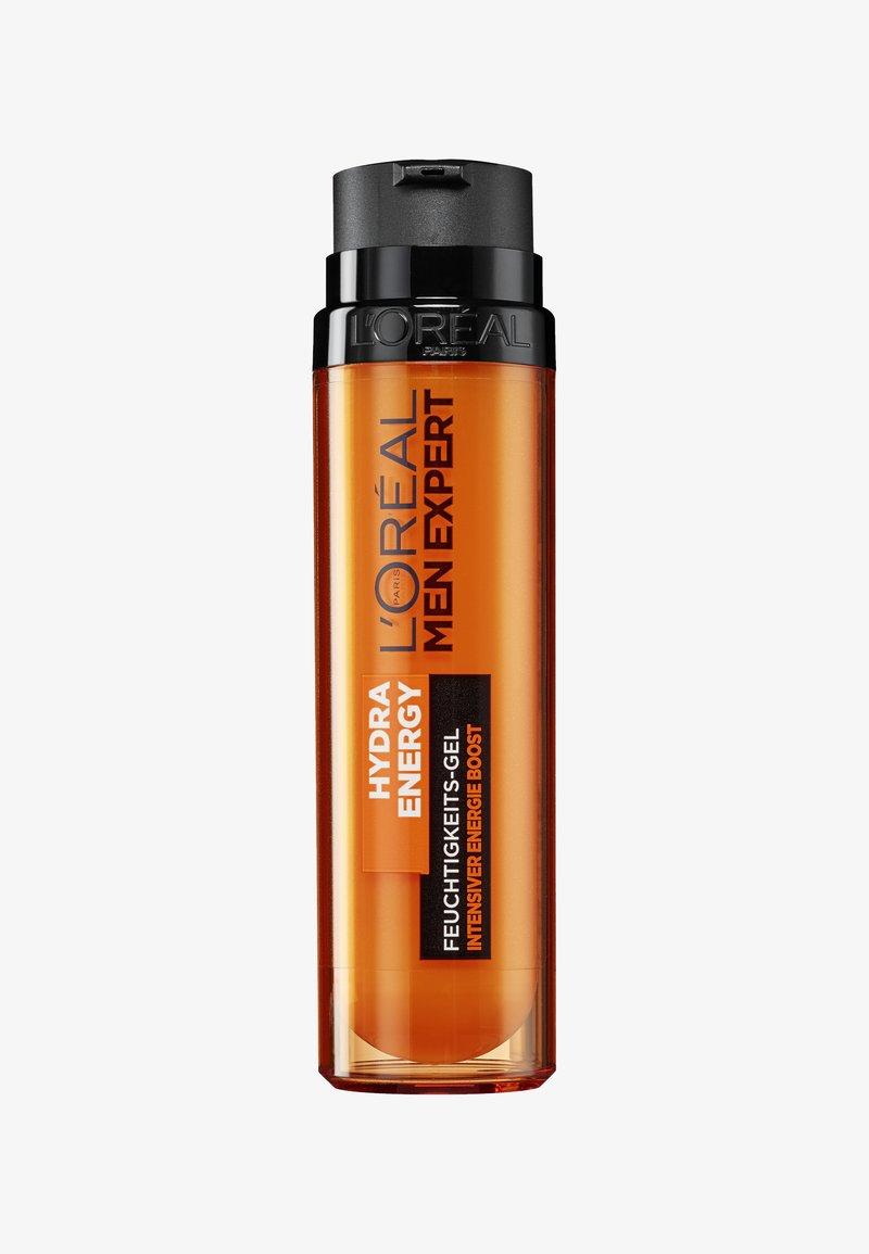 L'Oréal Men Expert - HYDRA ENERGY CREATINE MOISTURIZING GEL - Face cream - -