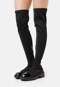 RAID - TIAMI - Over-the-knee boots - black - 0