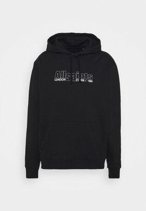 HOLLOWPOINT HOODY - Sweatshirt - jet black