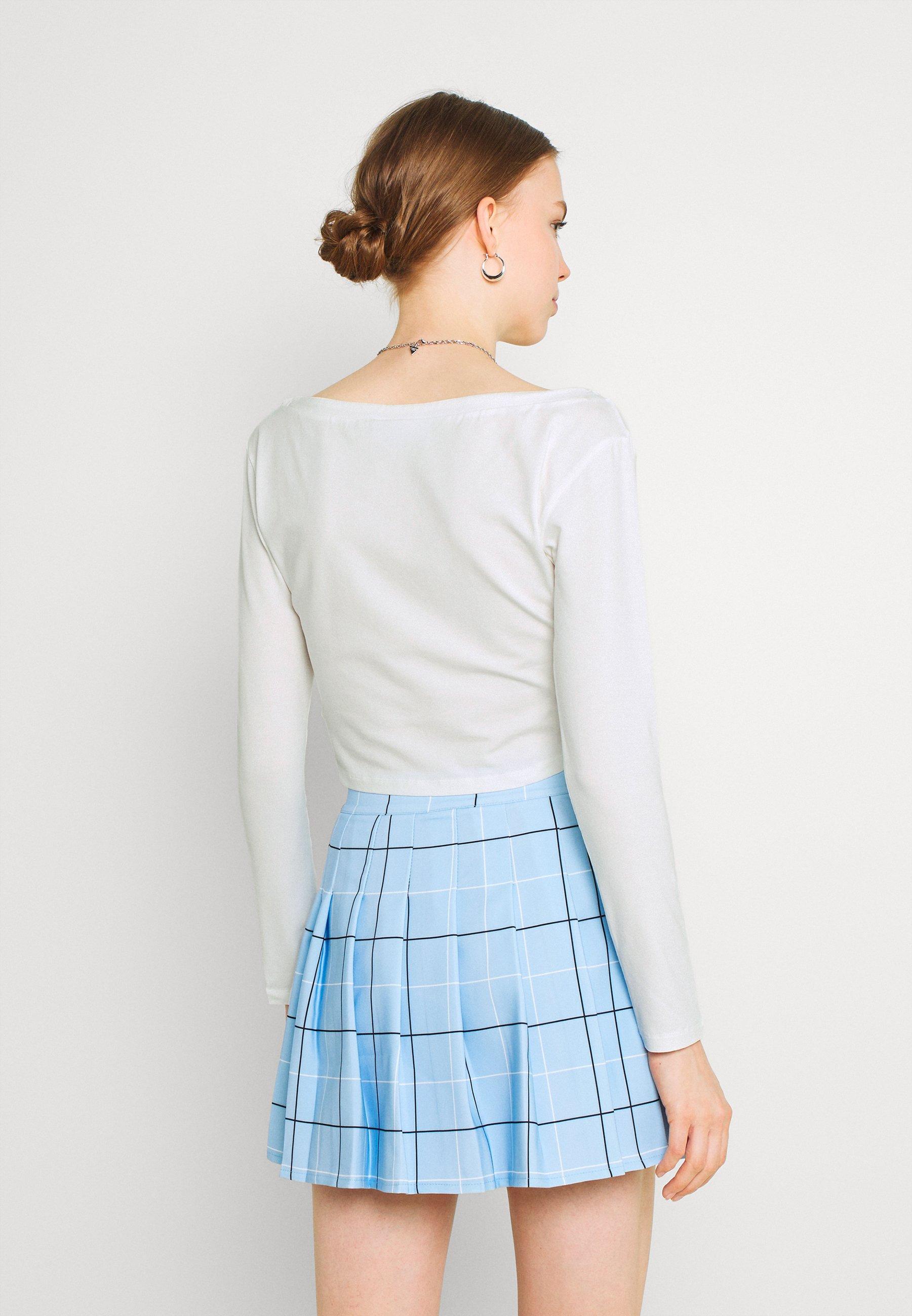 Femme LONGSLEEVE TIE  - T-shirt à manches longues