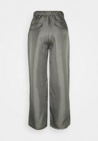 Filippa K - NEA TROUSER - Trousers - green grey - 1
