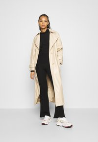 YAS - YASWOOLA - Long sleeved top - black - 1