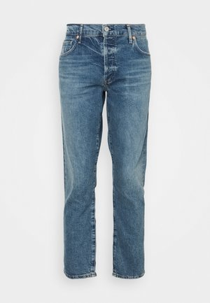 EMERSON - Džíny Relaxed Fit - blue denim