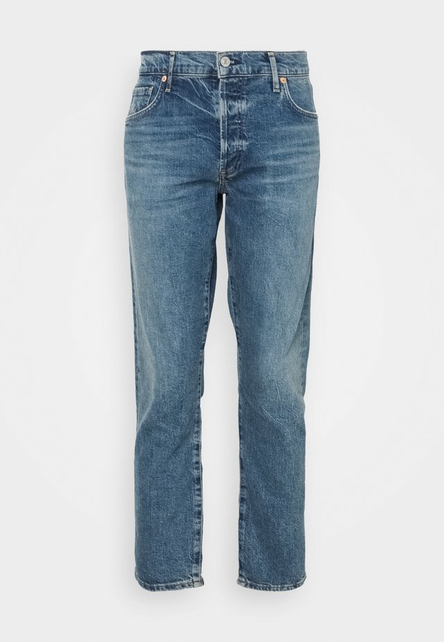 EMERSON - Relaxed fit jeans - blue denim