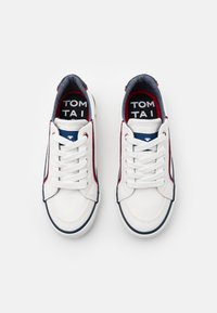 TOM TAILOR - Sneakers laag - white - 3