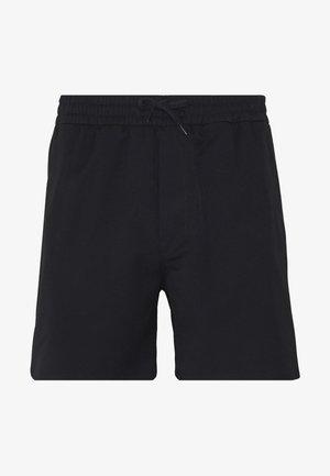 OLSEN SPORT - Shorts - black
