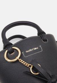 See by Chloé - CECILYA MEDIUM TOTE - Handbag - black - 4
