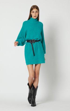 Jumper dress - smeraldo