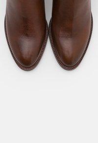 Belstaff - TRIALMASTER - Kotníková obuv - cognac - 5