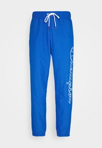 Champion - ELASTIC CUFF PANTS - Tracksuit bottoms - blue - 3