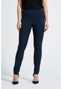 Cerruti 1881 - Leggings - Trousers - navy - 0