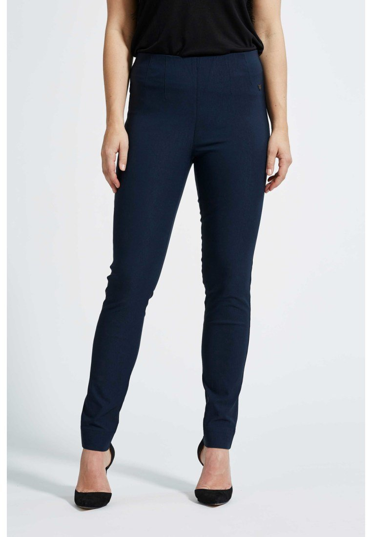 Cerruti 1881 - Leggings - Trousers - navy