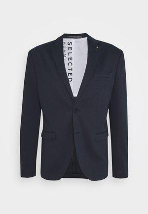 SLHSLIM COLE - Blazer jacket - navy blazer