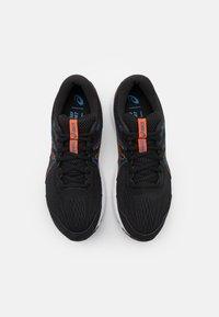 ASICS - GEL CONTEND 7 - Chaussures de running neutres - black/marigold orange - 3