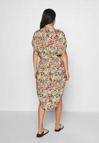 Monki - NINNI DRESS - Skjortekjole - multi coloured - 2