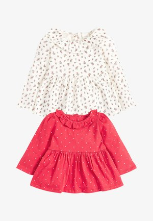 2 PACK - Blouse - red