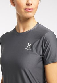 Haglöfs - Basic T-shirt - magnetite - 3